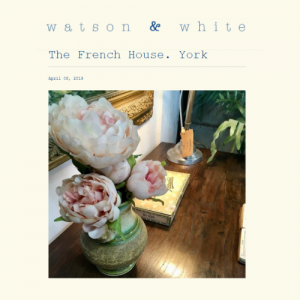 Watson and White
