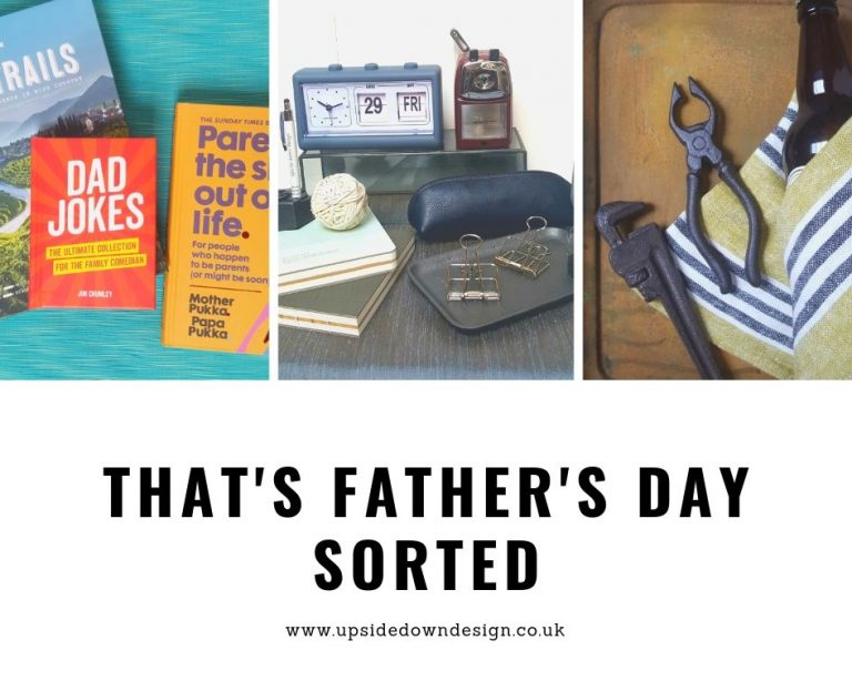 hat's Father's Day Sorted Blog