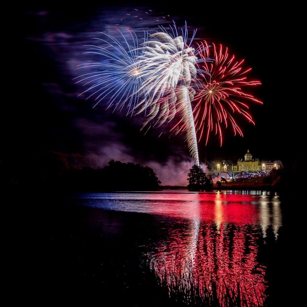 Castle Howard Fireworks